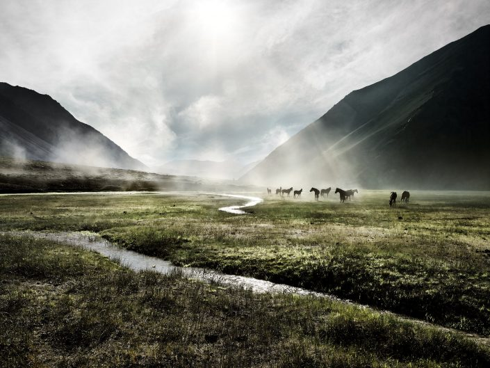 Landschaften Chile